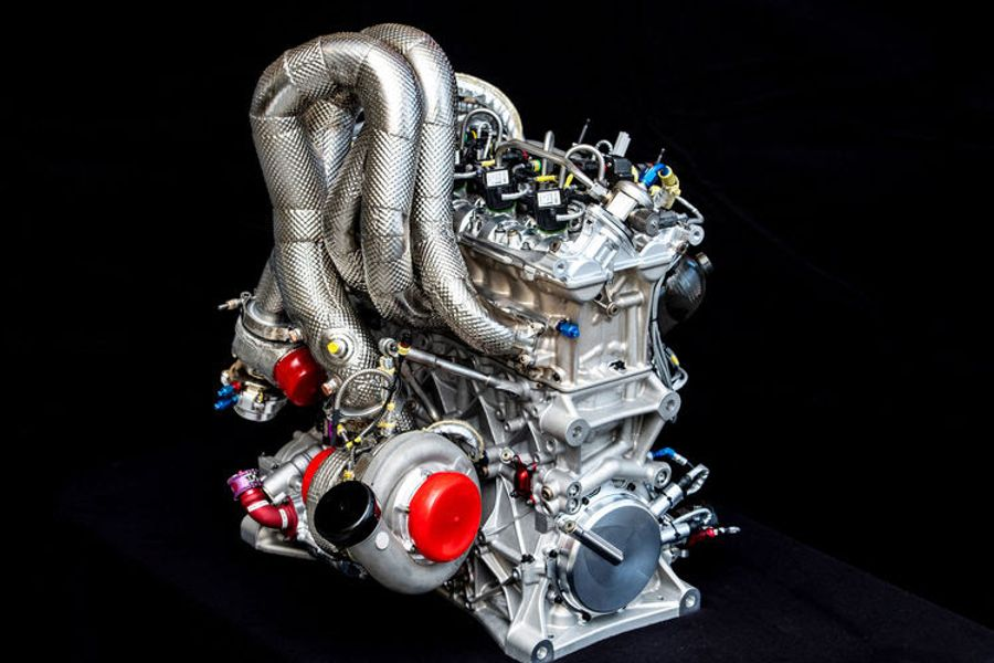 Lightweight, efficient, powerful: new Audi turbo engine for the DTM