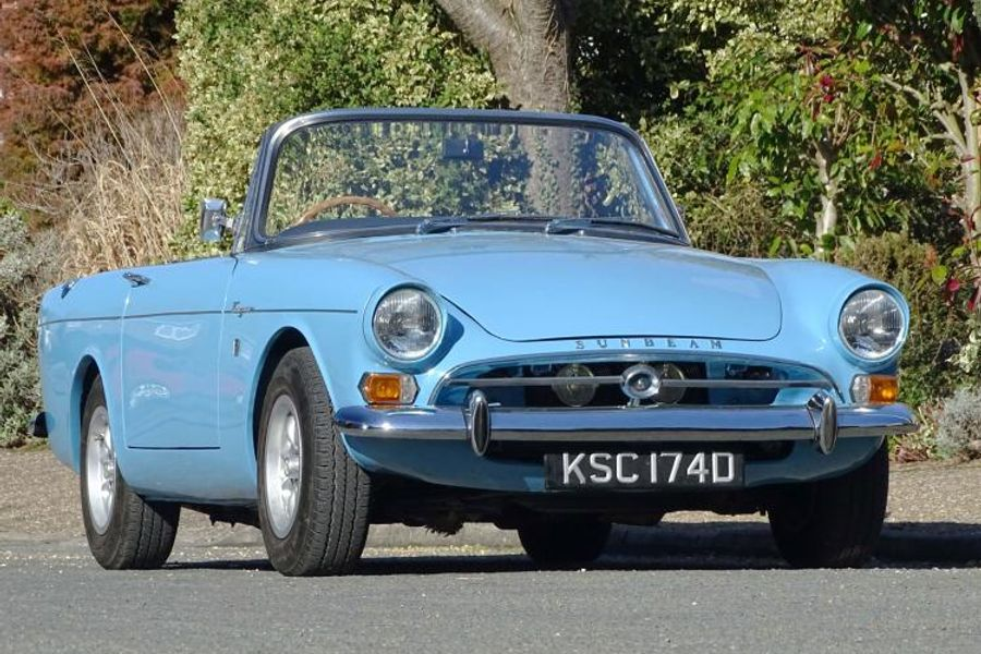 H&H Duxford auction results, some cars still available
