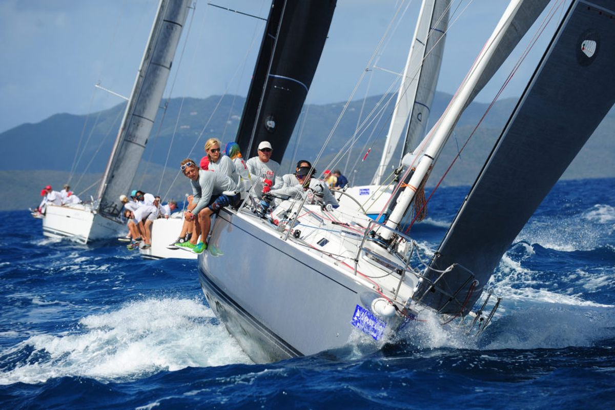 The 2019 Caribbean sailing season is well underway