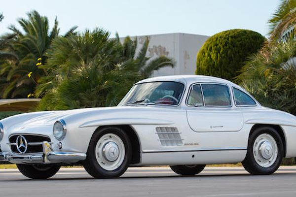 1954 Mercedes-Benz 300 SL 'Gullwing' Coupe on offer at Bonhams
