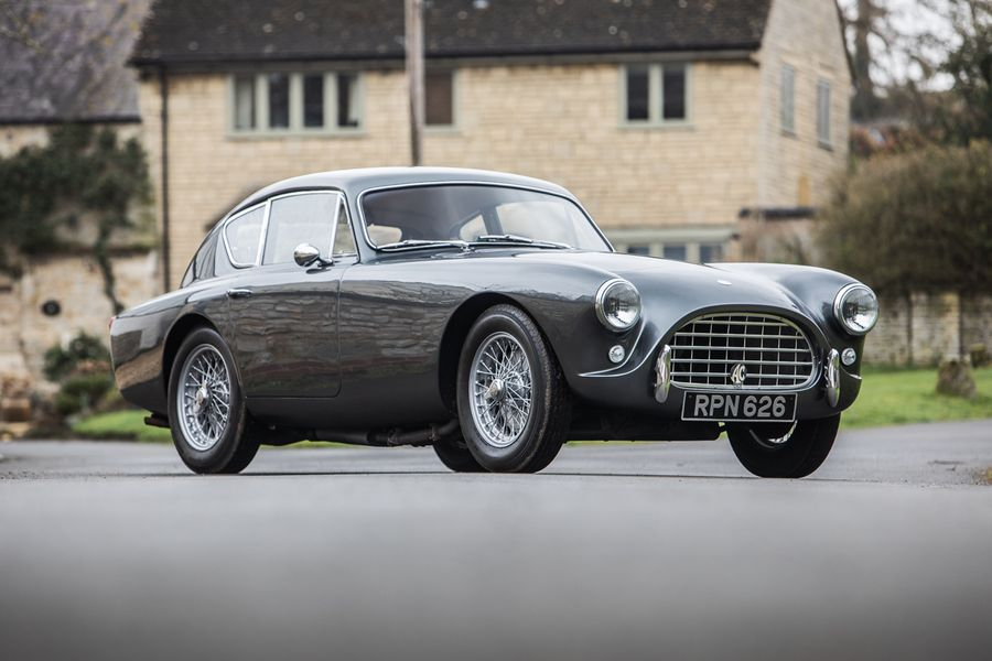 A fabulously restored 1960 AC Aceca to star in Silverstone Auctions May sale