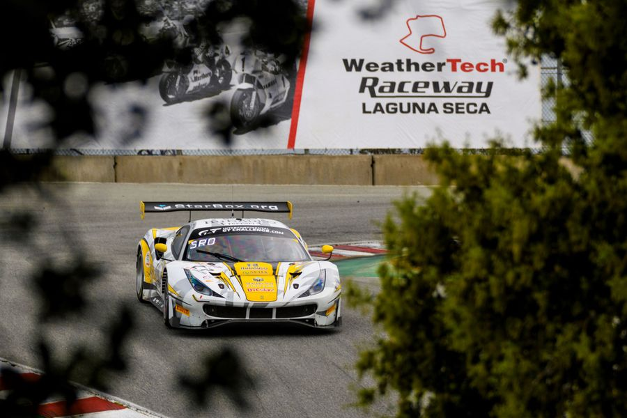 Ferrari continues its charge in Intercontinental GT Challenge