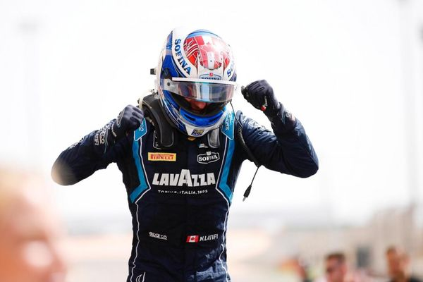 Latifi wins Formula 2 season-opening Feature Race in Bahrain