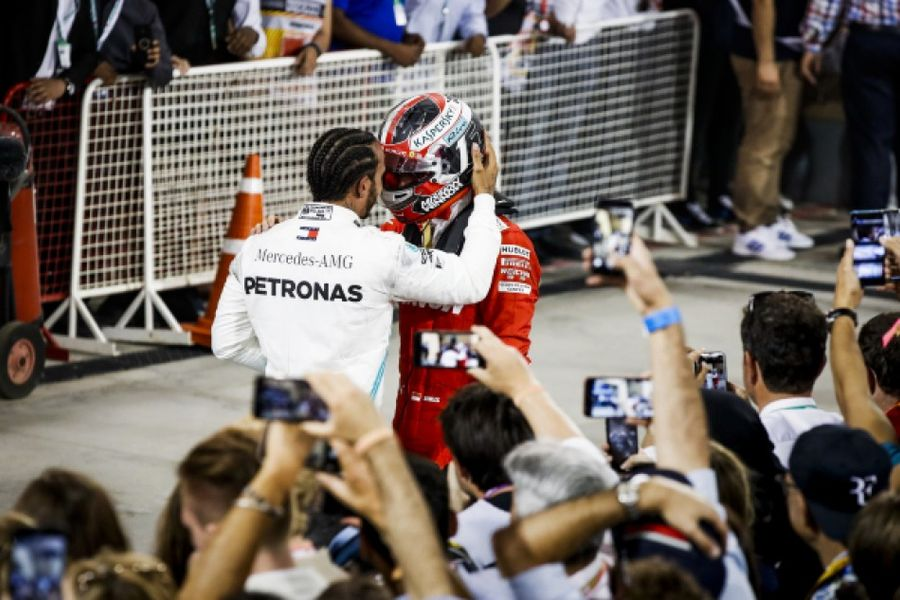 Hamilton wins as Leclerc is denied Bahrain Grand Prix victory by an engine issue