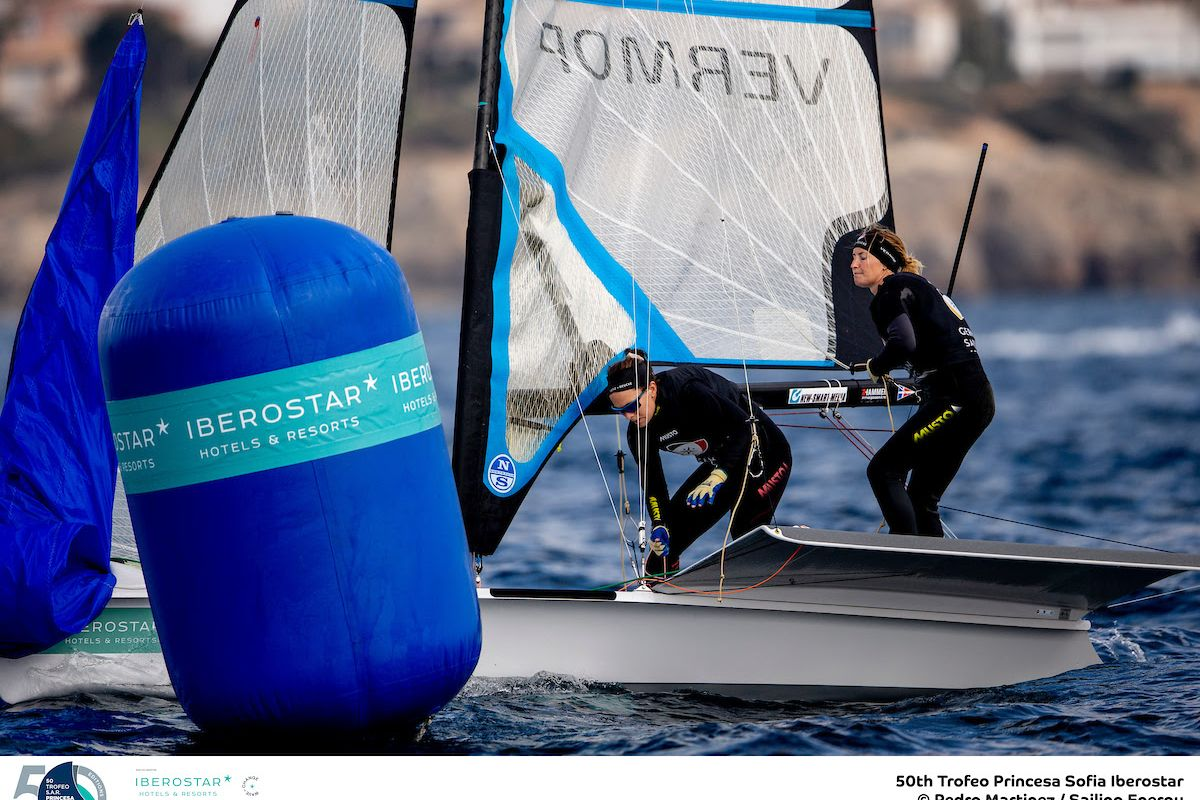 Experience Prevails on the Bay of Palma as the Trofeo Princesa Sofia Iberostar Opens