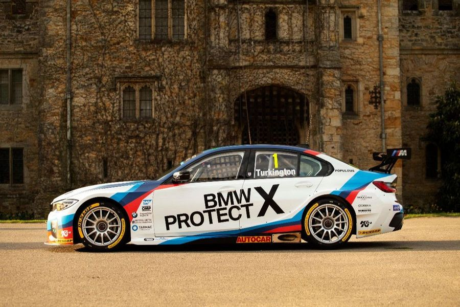 BMW trio confident as new 3 Series' race debut nears
