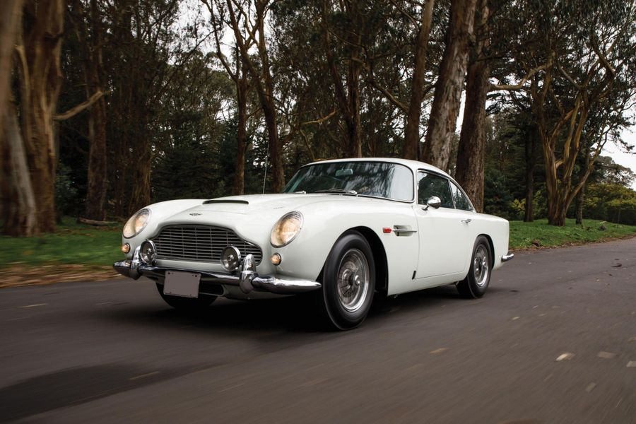 Preparations under way for inaugural Aston Martin one-make sale at Monterey Car Week