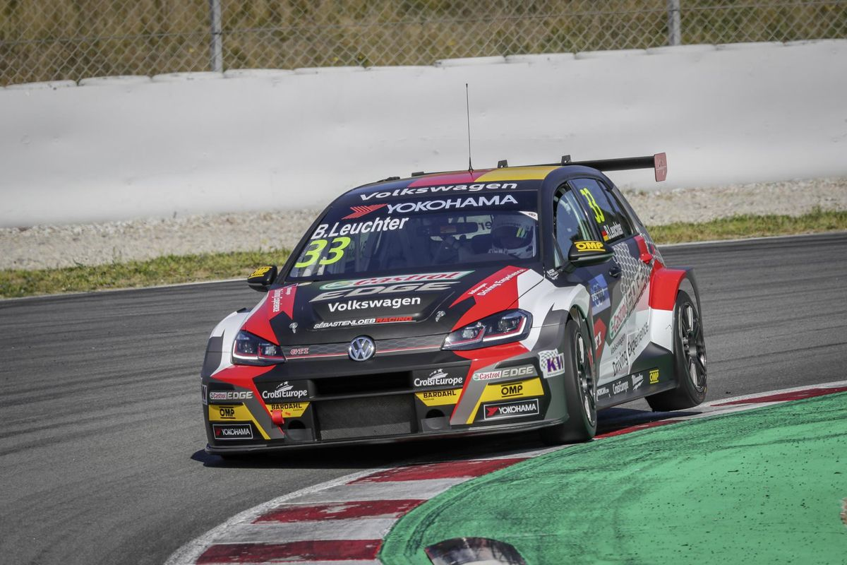 Volkswagen joins WTCR season opener line-up in Morocco with 4 Golf GTI TCR
