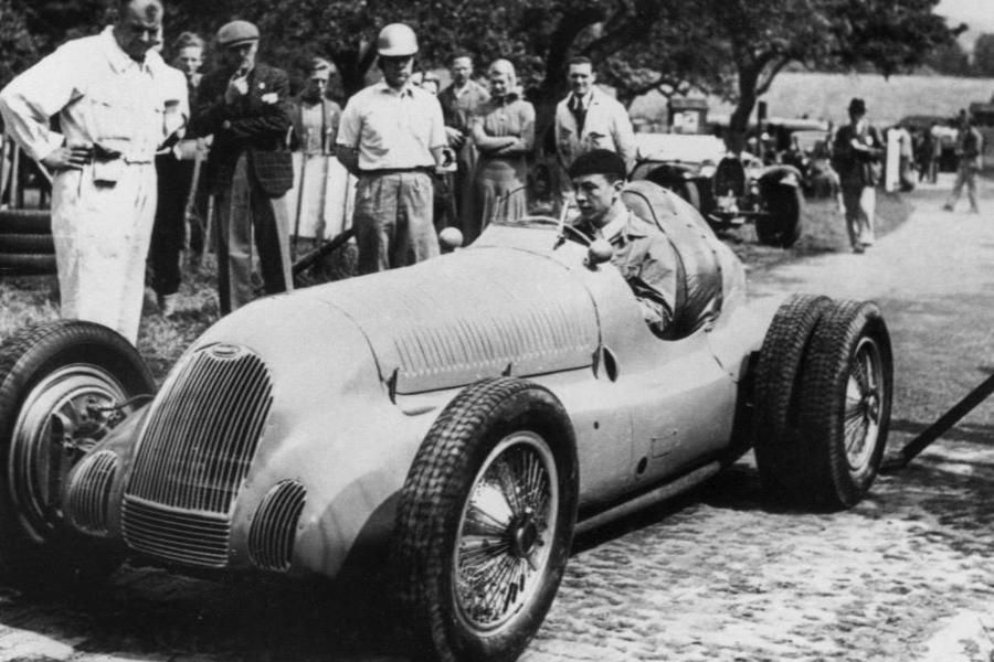 Rare Pre-War Bugatti to Make Return to Prescott Next Week