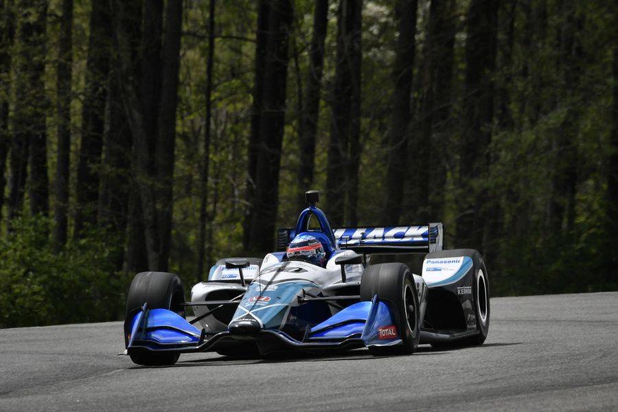Near-flawless performance takes Sato to Indy victory at Barber