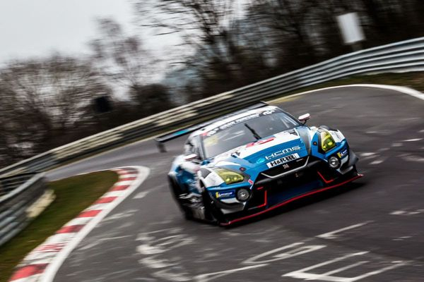 KCMG set to continue Nissan GT-R NISMO GT3 development at VLN Endurance Championship