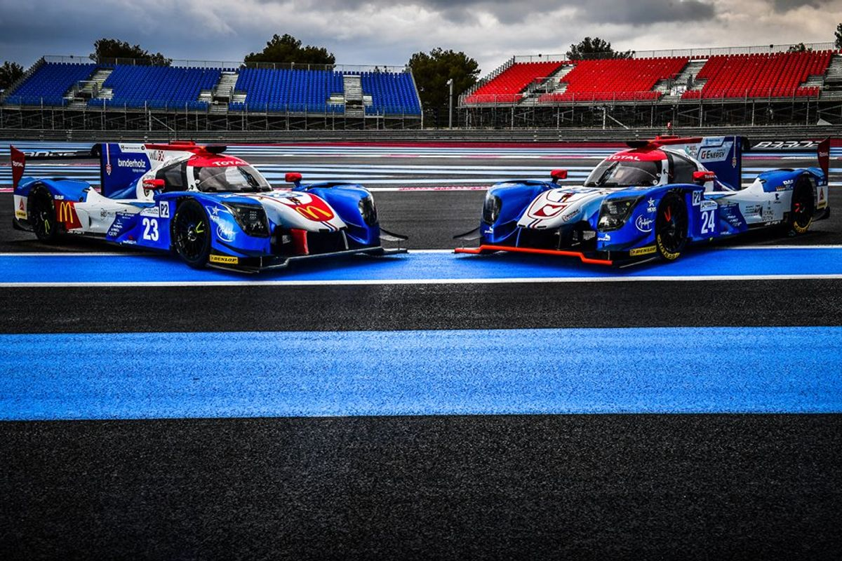 Rookie Hoogenboom completes Panis-Barthez Competition ELMS Ligier JS P217 line-up