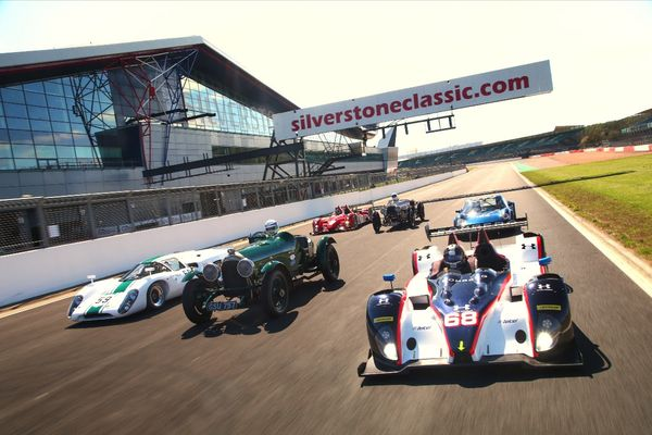 'Mr Le Mans' launches Classic tribute to the Le Mans 24 at Silverstone Classic