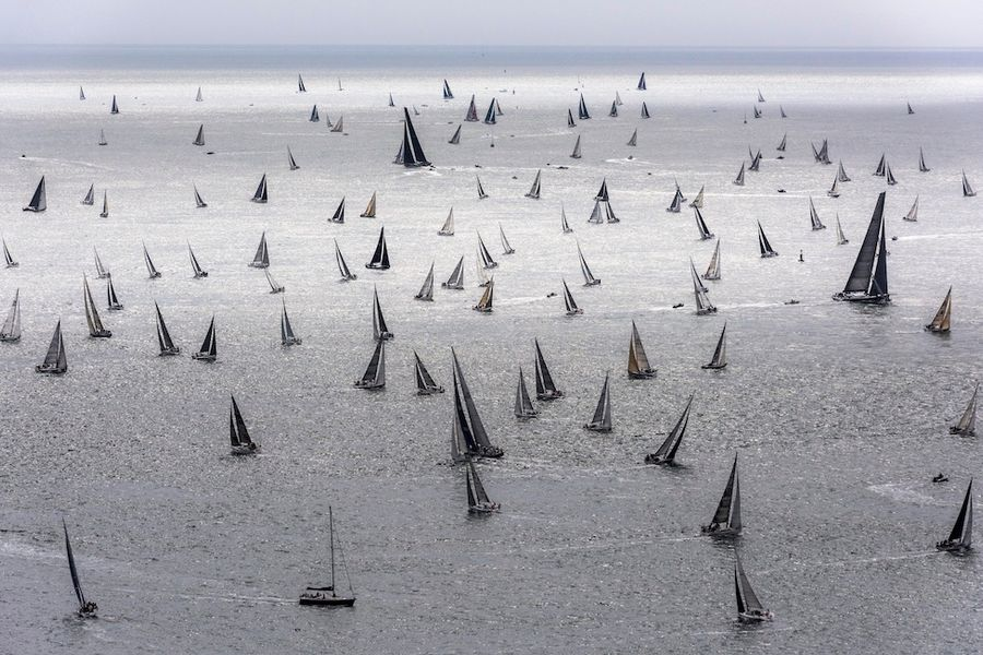 2019 Rolex Fastnet Race's most complete pantheon of offshore race boats