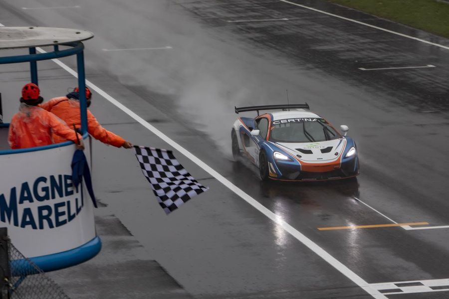 Perfect weekend for Equipe Verschuur with double Monza GT4 victory