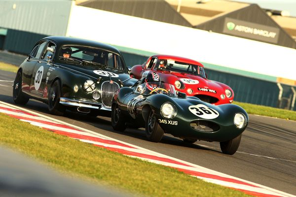 Donington Historic Festival revised timetable