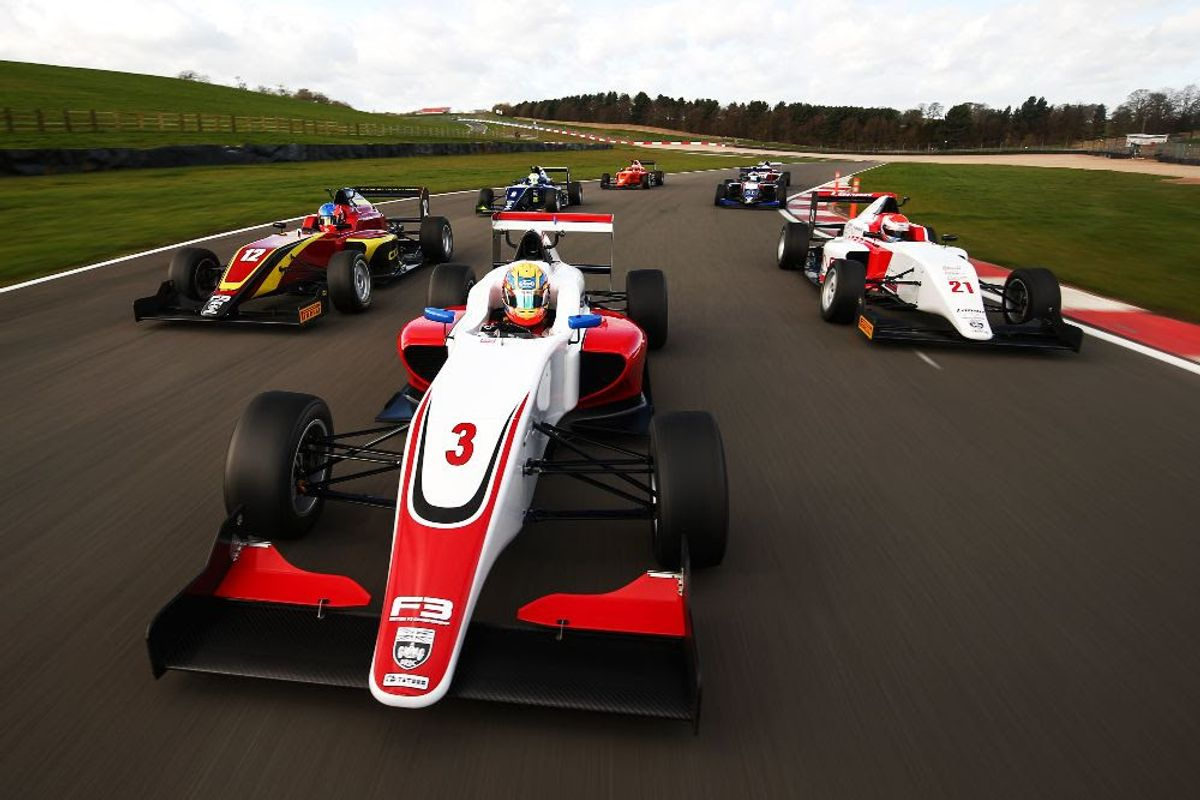 British F3 young guns geared up for Oulton Park opener