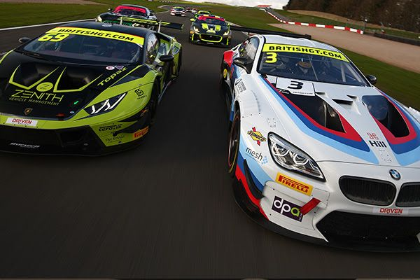 British GT back on track as Oulton Park prepares for season opener