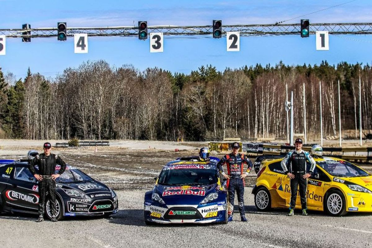 Olsbergs MSE unveils rallycross driver line-up