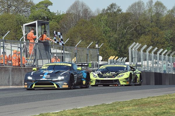 Defending British GT Champions Optimum Motorsport score with Oulton Park Podium