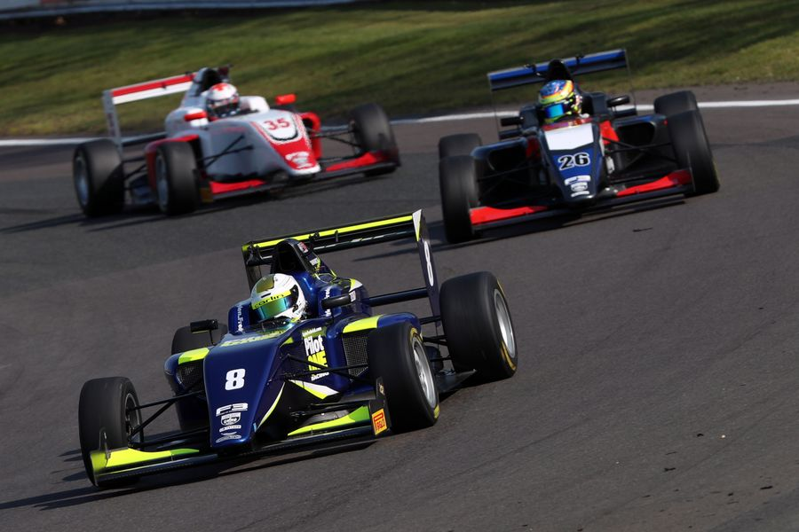 Frederick and Hoggard claim Easter Monday F3 victories at Oulton Park
