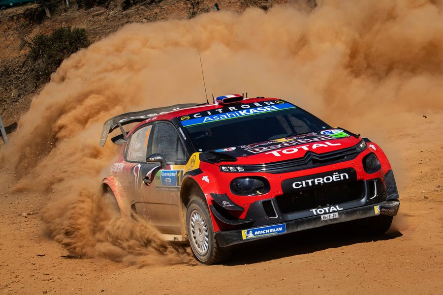 Xion Rally Argentina promises tense WRC title fight