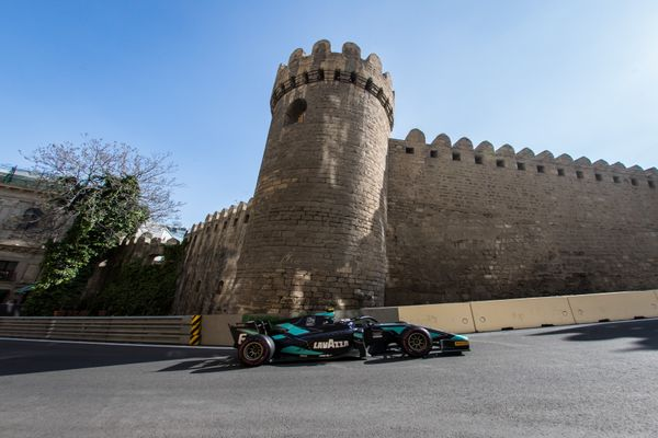 DAMS leads F2 drivers' and teams' championships after victory in Baku