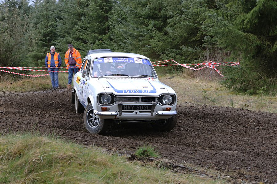 Robinson wins BHRC counter in Kielder