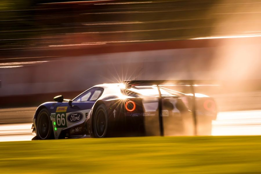 Ford positive ahead of traditional Le Mans warm-up at Spa