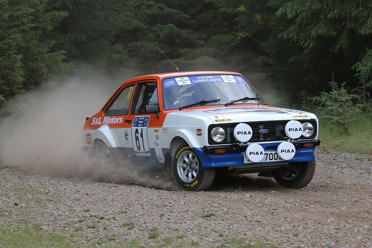 Entries open for 2019 ATL Carlisle Stages