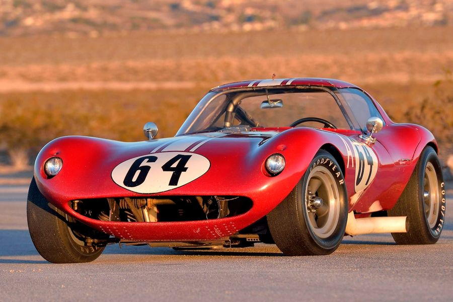 Unrestored '63 Cheetah Racecar From The Steven Juliano Estate Collection at Mecum Indy