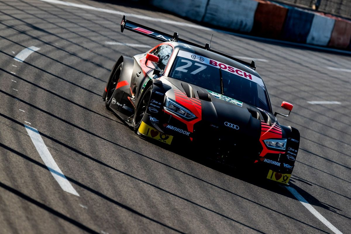 An exciting weekend on two fronts for Audi