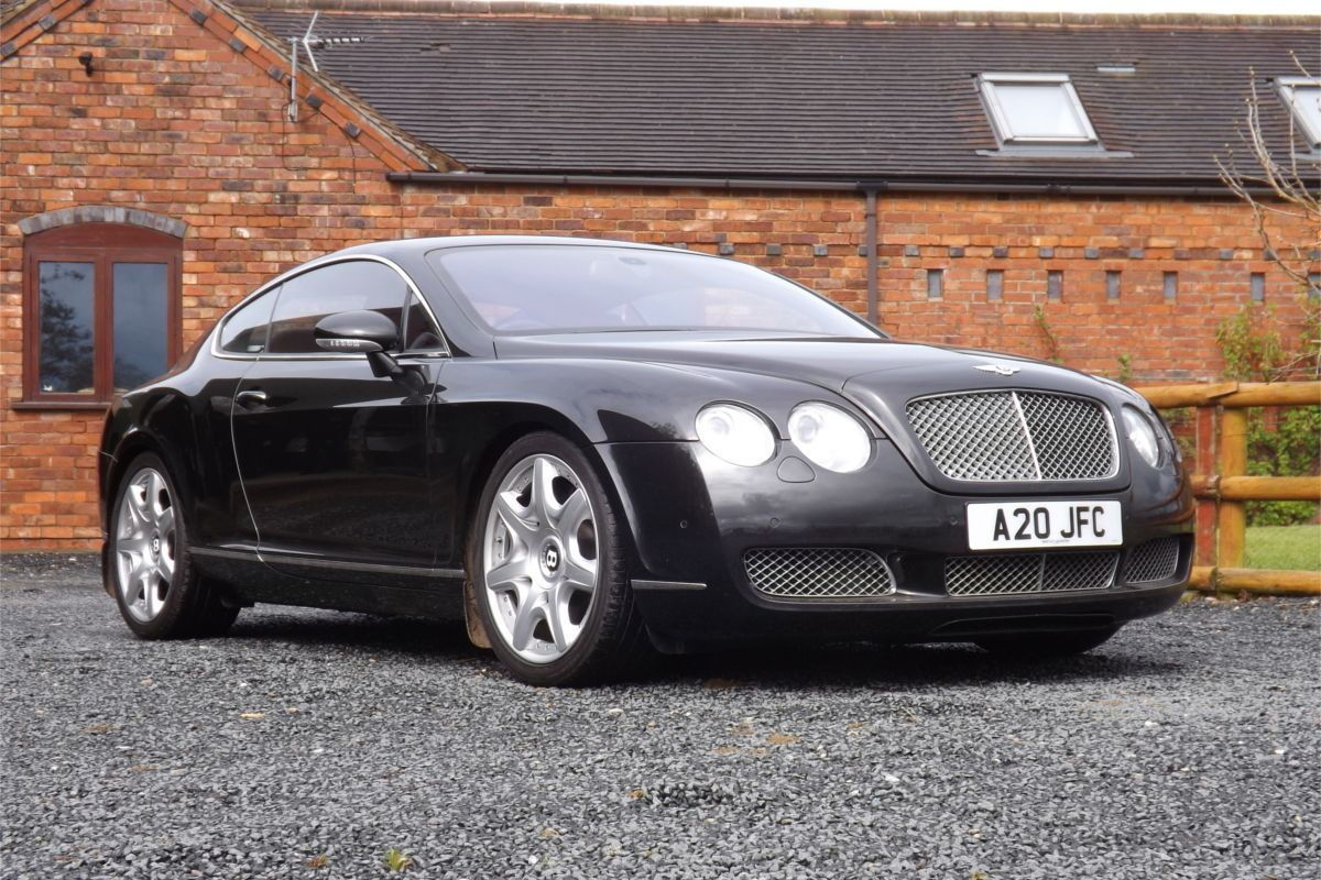 Bentley Continental GT in Mulliner specification at Classic Car Auctions May sale