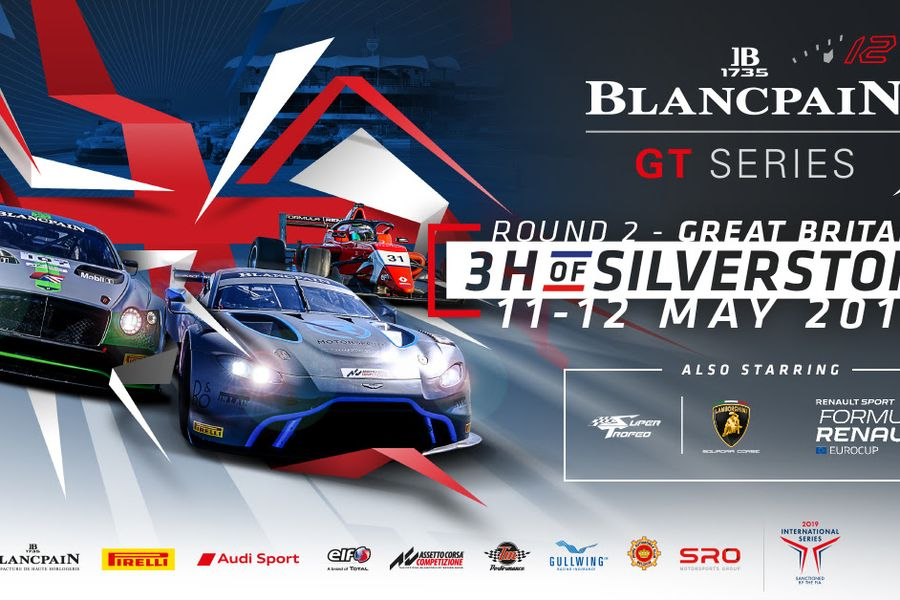 Blancpain GT Series heads to Silverstone for second stop on British tour
