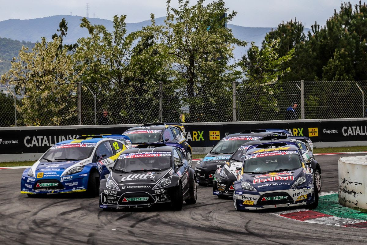 Legendary Spa next up for RX2 this weekend