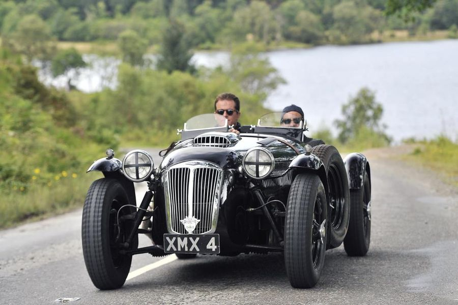 London Concours celebrates 'The Lost Marques'