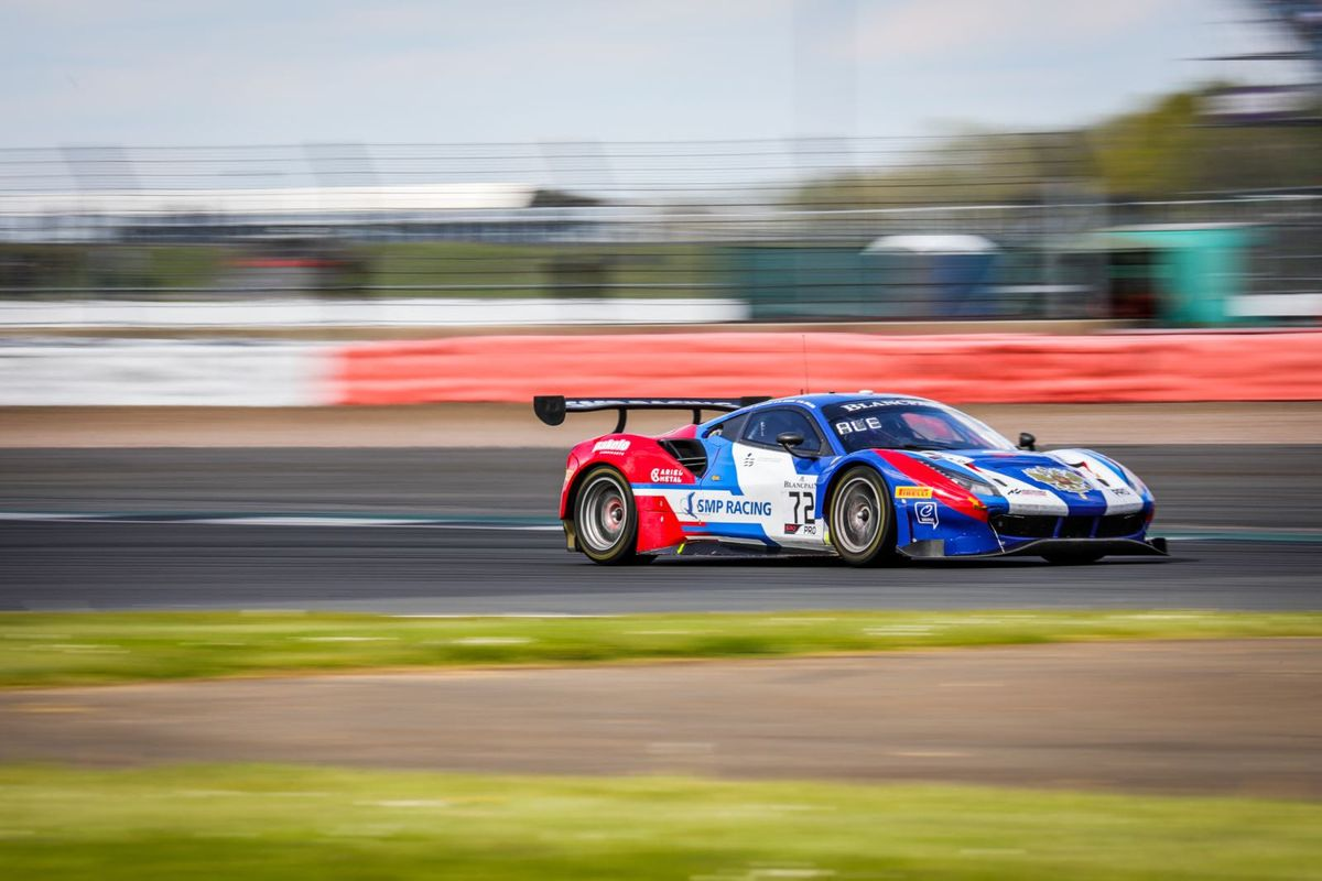 Ferrari returns to winning ways as SMP Racing takes Endurance Cup win at Silverstone