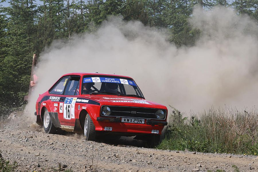 Entries building for 2019 ATL Carlisle Stages