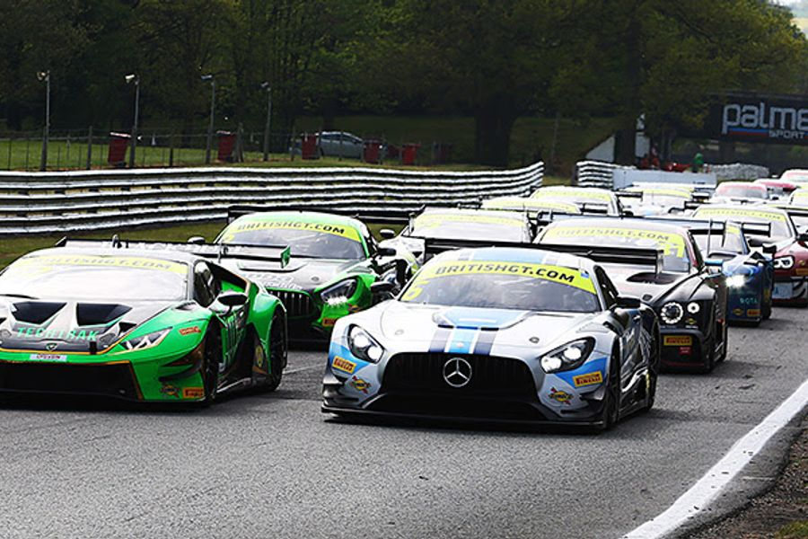 British GT's monster supercar entry sets course for Snetterton