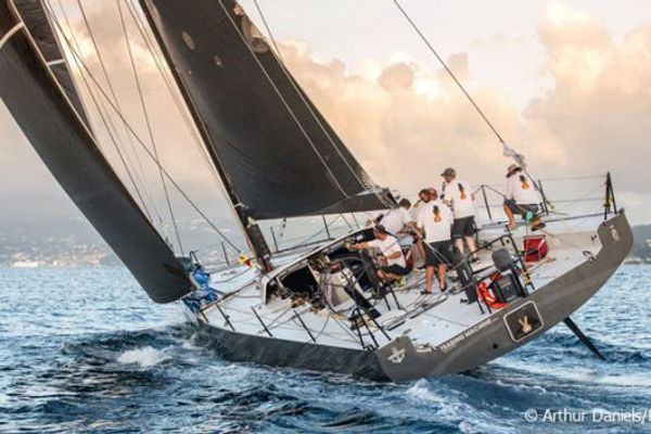 Pursuing a passion for offshore racing