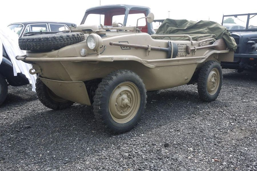 Classic Military Vehicles on offer at Coys Chiswick House auction