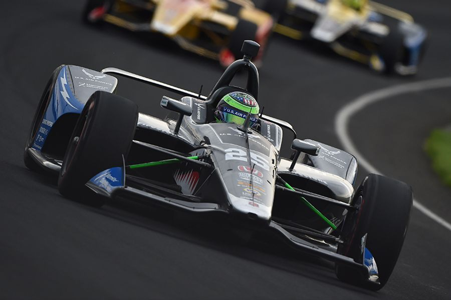 Daly goes fastest in Indy 500 'Fast Friday' practice