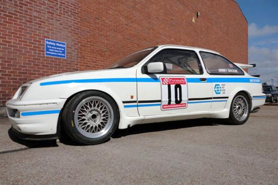 c.1992 Ford / BBR Sierra RS500 Cosworth Racecar at H&H June Auction