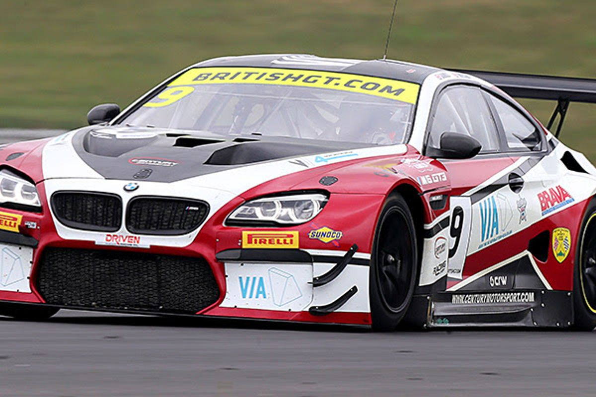 Poles for Gamble, Thiim, Maxwell and Malvern at Snetterton British GT
