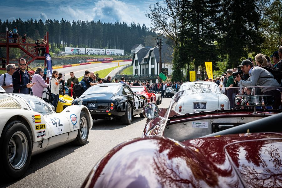 New record grids at Spa-Classic