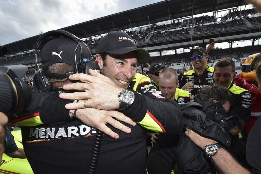 Pagenaud captures Indy 500 pole; Alonso ousted in Last Row Shootout