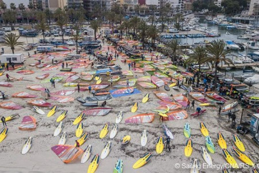 Debating future of Olympic windsurfing