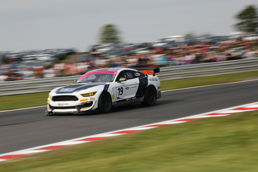 Sir Chris Hoy to race Multimatic's Ford Mustang GT4 at Donington and Spa
