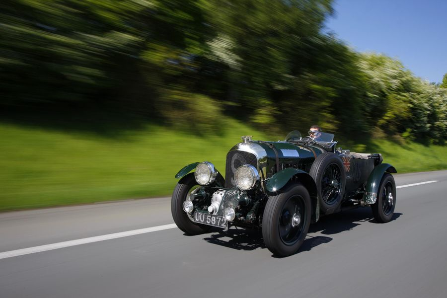 Salon Privé to celebrate 100 years of Bentley