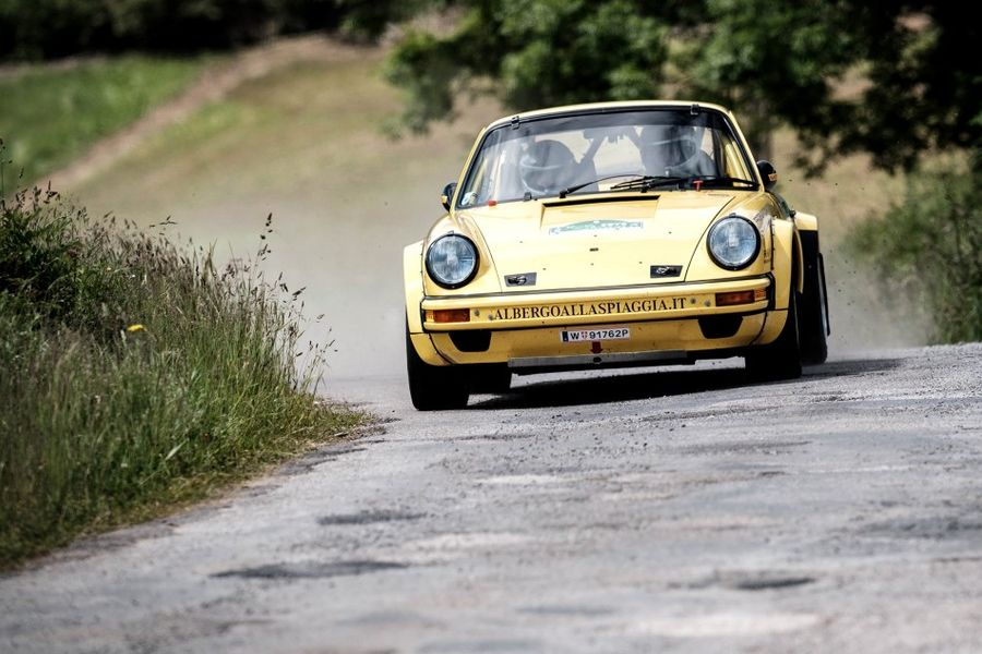 Victory for Karl Wagner and Gerda Zauner on Rally de Asturias Historico